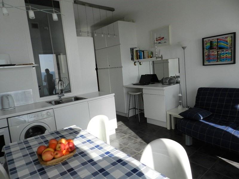 Vermietung von ferienwohnung wohnung La grande motte 325€ - Fotografie 5