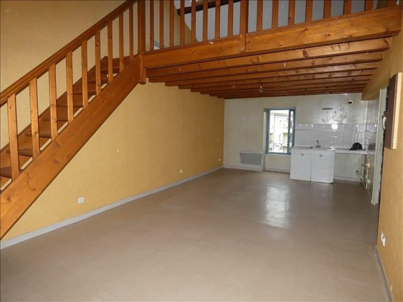 Rental apartment Le teil 360€ CC - Picture 1