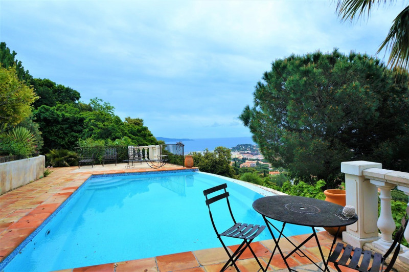 Vacation rental house / villa Cavalaire sur mer 1 600€ - Picture 2