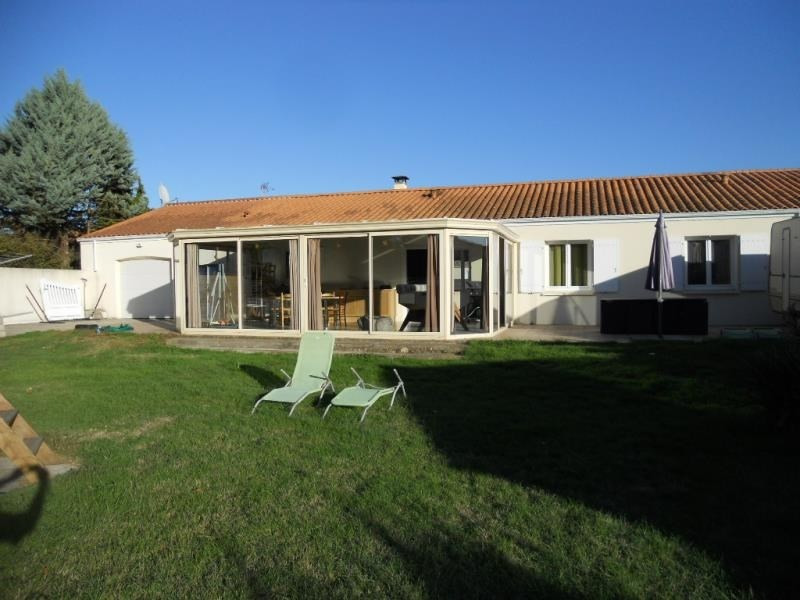 Vente maison / villa Echire 210 000€ - Photo 1