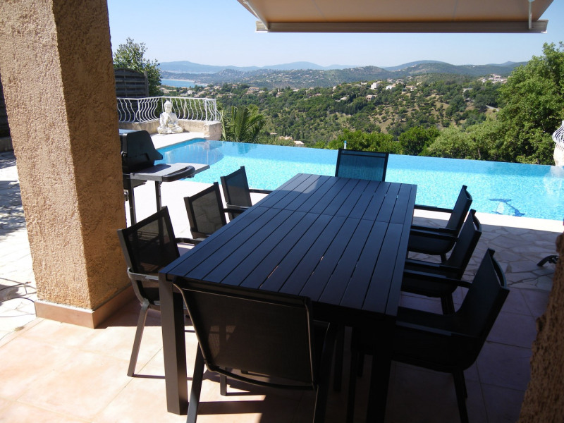 Vacation rental house / villa Les issambres 2 520€ - Picture 22
