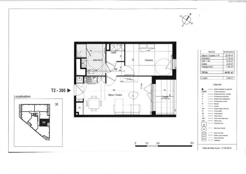 Venta  apartamento Saint nazaire 176000€ - Fotografía 3