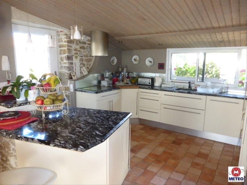 Sale house / villa Le bernard 422000€ - Picture 2
