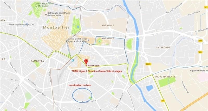Prodotto dell' investimento appartamento Montpellier 150000€ - Fotografia 2