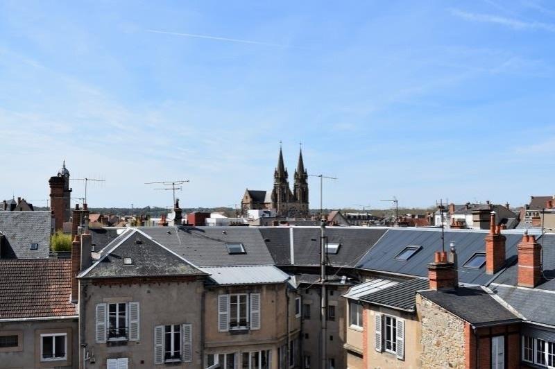Alquiler  apartamento Moulins 305€ CC - Fotografía 1