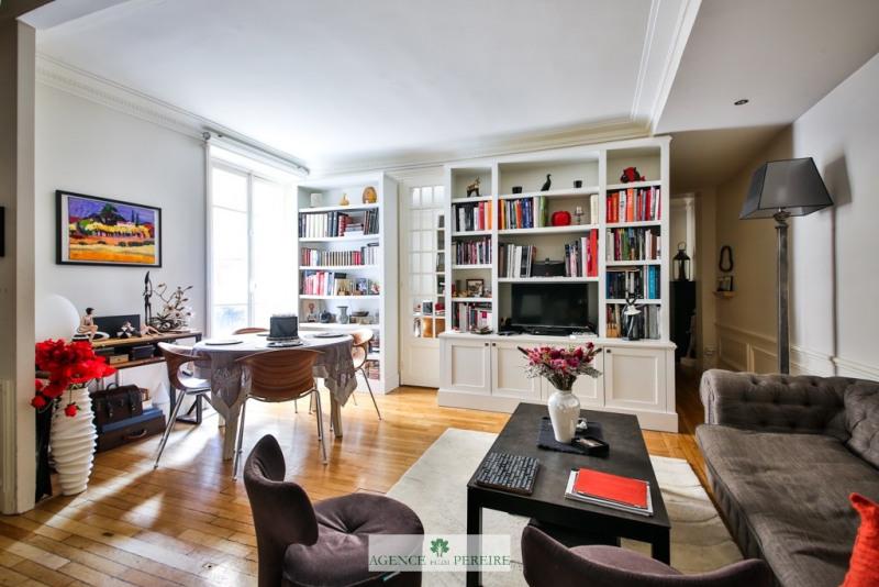 Vente maison / villa Paris 17ème 670000€ - Photo 3