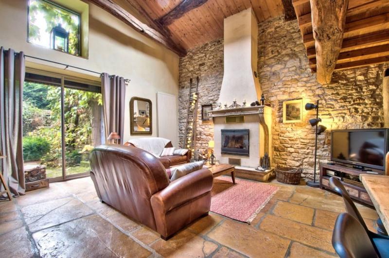 Vente maison / villa Morancé 480000€ - Photo 5