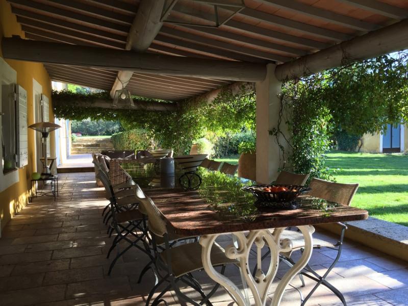 Immobile residenziali di prestigio casa Aix-en-provence 1850000€ - Fotografia 5