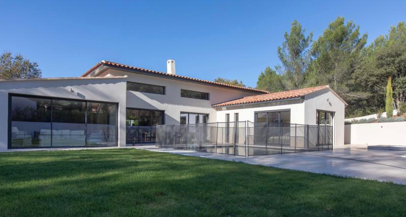 Vente de prestige maison / villa Meyrargues 1090000€ - Photo 1