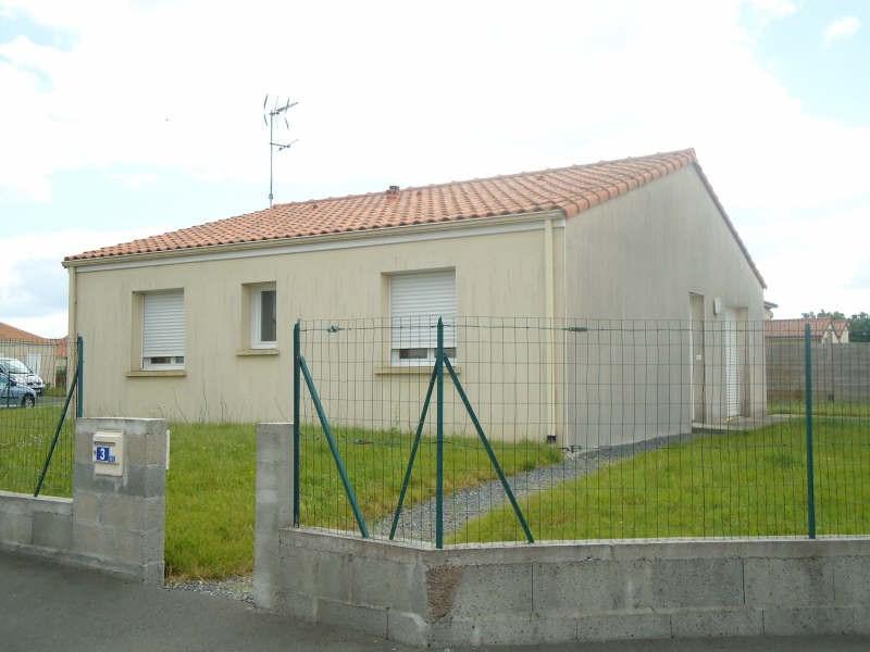 Location maison / villa Beaupreau 610€ CC - Photo 2