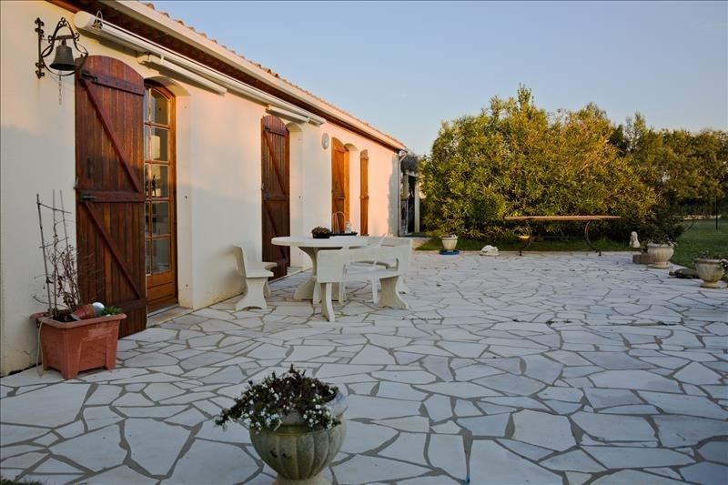 Sale house / villa St benoist sur mer 259925€ - Picture 2