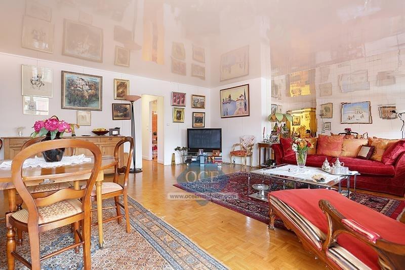 Vente de prestige appartement Paris 11ème 1110000€ - Photo 2