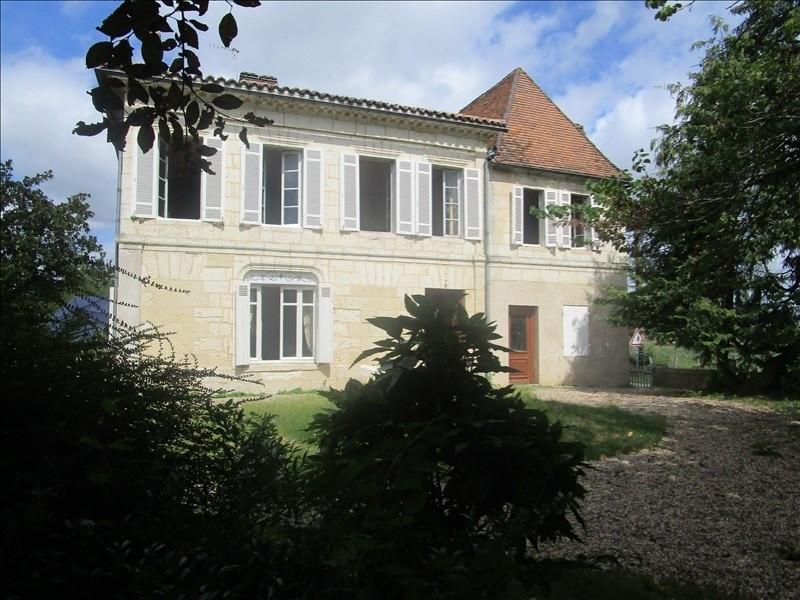 Sale house / villa St front de pradoux 264000€ - Picture 1