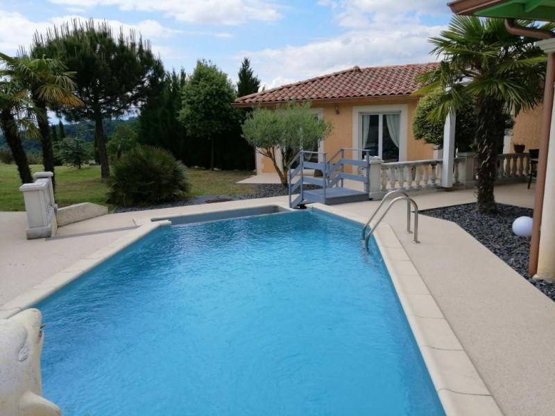 Vente maison / villa Geyssans 417000€ - Photo 1