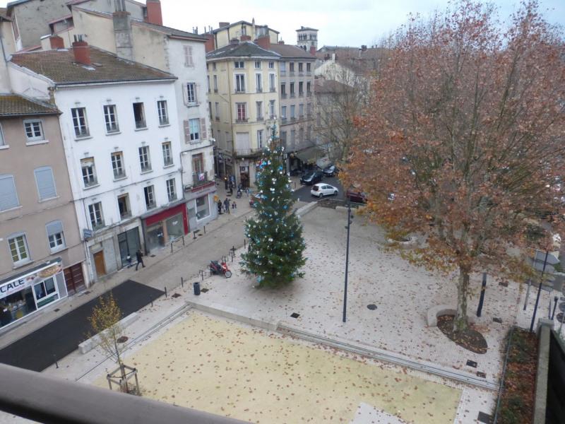 Vente appartement Vienne 86000€ - Photo 2