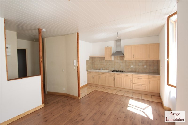 Rental apartment Rivesaltes 495€ CC - Picture 1
