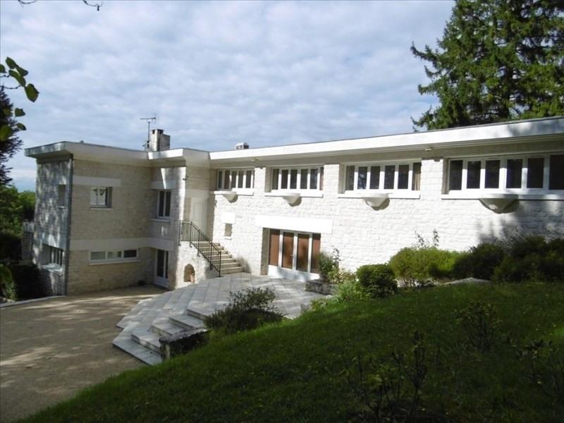 Vente de prestige maison / villa St martin la garenne 890000€ - Photo 7
