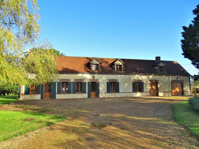 Vente maison / villa Chateauneuf en thymerais 212000€ - Photo 1
