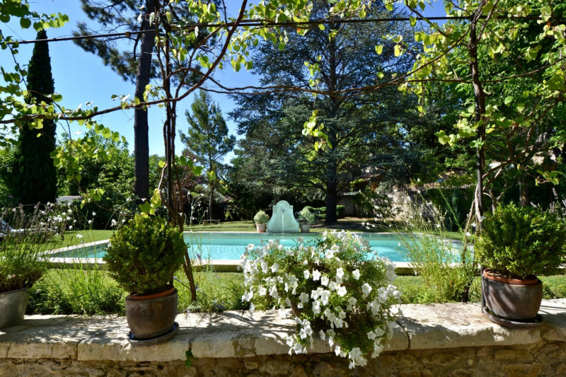 Deluxe sale house / villa Sarrians 675 000€ - Picture 4