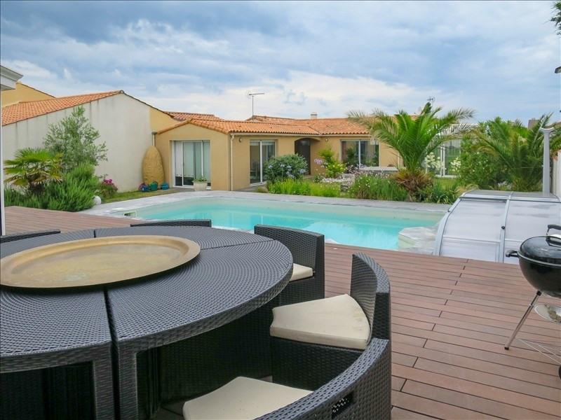 Revenda casa Chateau d olonne 485900€ - Fotografia 1