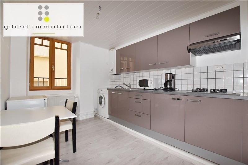 Sale apartment Le puy en velay 35000€ - Picture 1