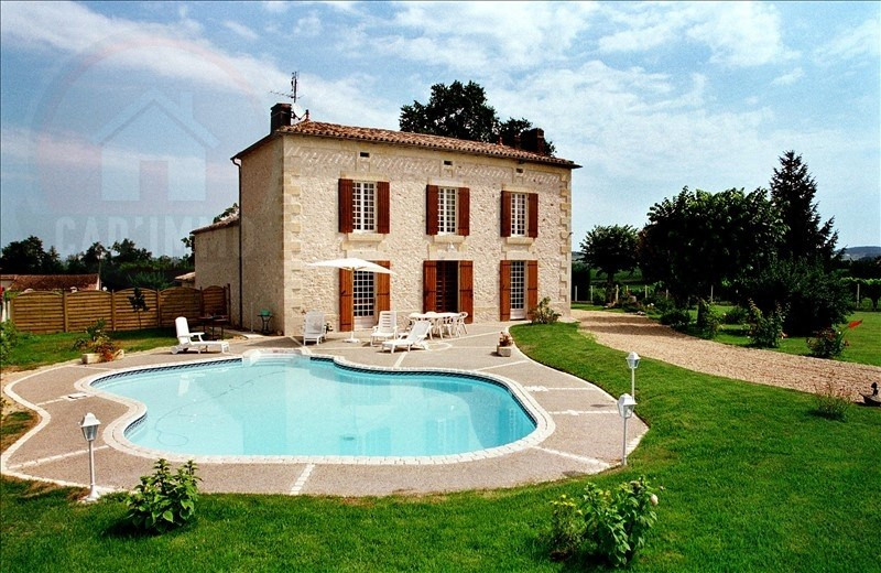 Vente maison / villa Fougueyrolles 399 000€ - Photo 1