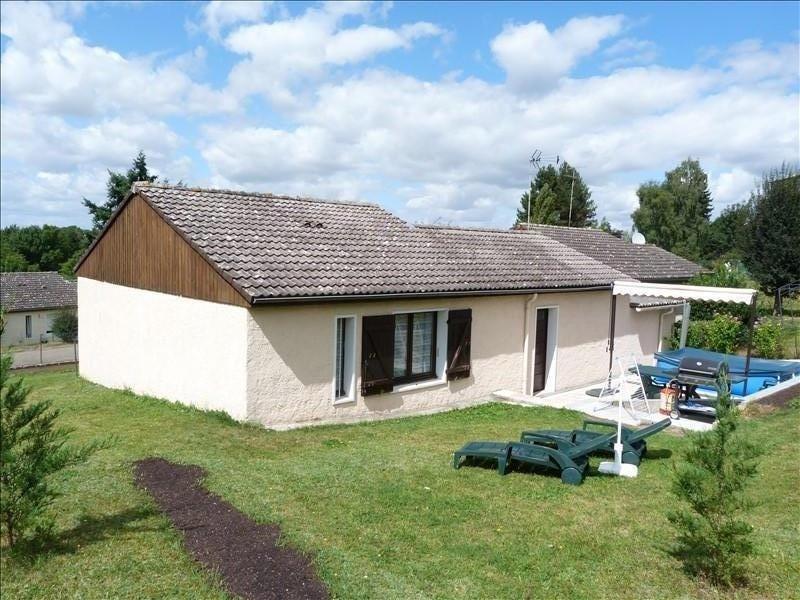 Sale house / villa Champignelles 86000€ - Picture 1