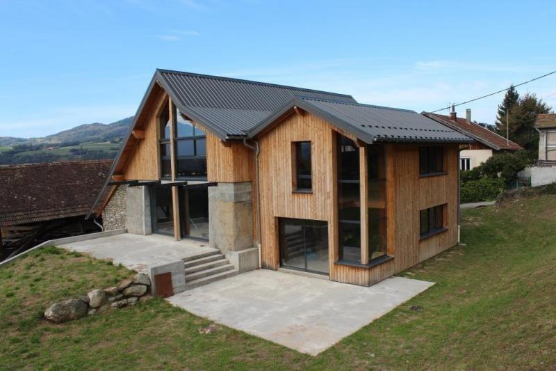 Vente maison / villa Vaulnaveys le haut 549000€ - Photo 2