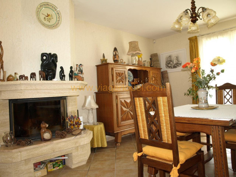 Vendita nell' vitalizio di vita casa Satolas et bonce 160000€ - Fotografia 7