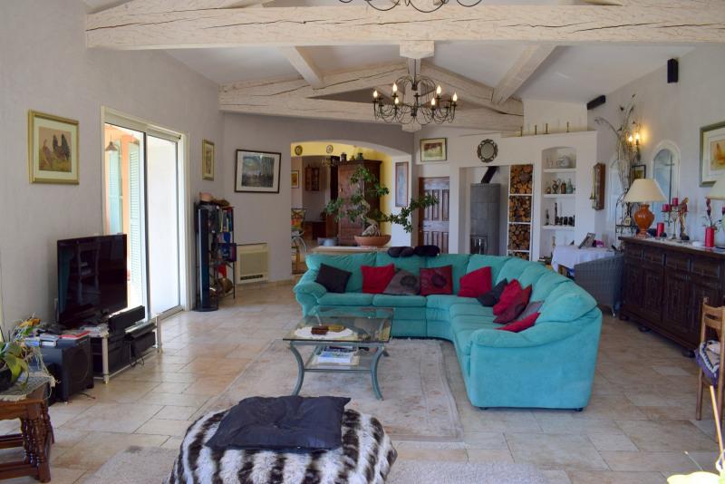 Revenda residencial de prestígio casa Seillans 750000€ - Fotografia 25