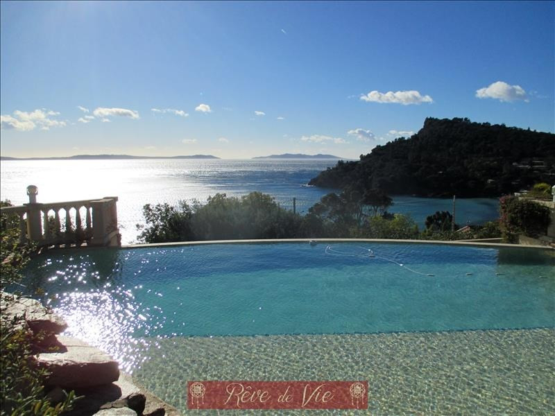 Deluxe sale house / villa Rayol canadel sur mer 2 750 000€ - Picture 3