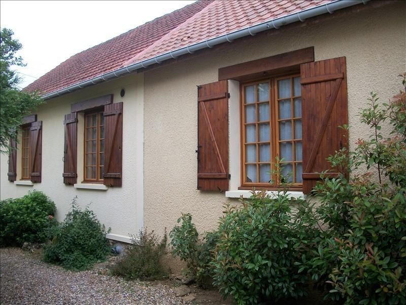 Vendita casa Ivry la bataille 169000€ - Fotografia 1