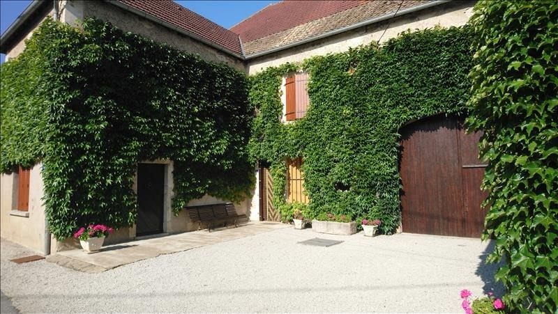 Sale house / villa Marnay 265000€ - Picture 9