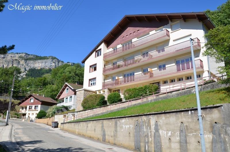 Rental apartment Nantua 575€ CC - Picture 1