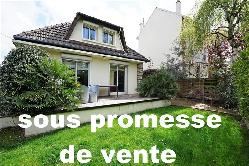 Sale house / villa Colombes 849000€ - Picture 1