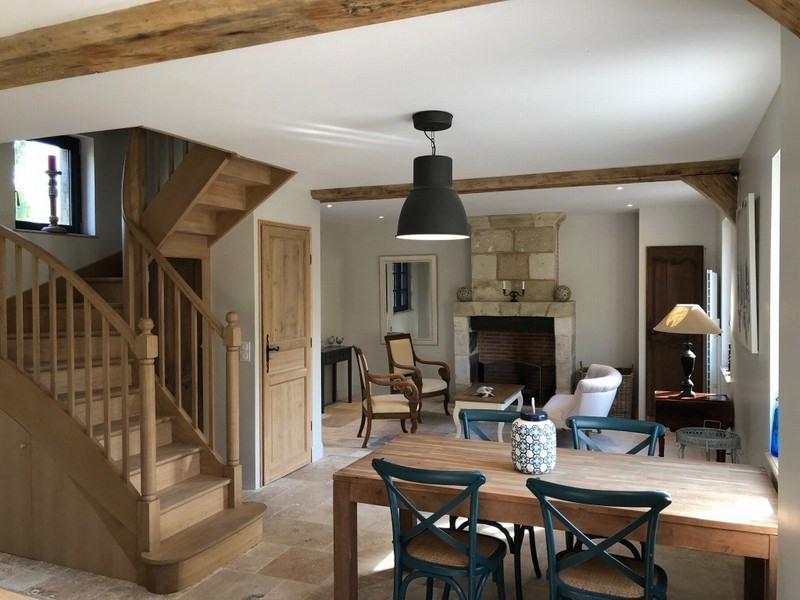 Sale house / villa St etienne la thillaye 381600€ - Picture 2