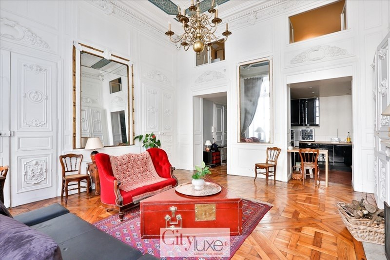 Vente de prestige appartement Paris 9ème 1 295 000€ - Photo 1
