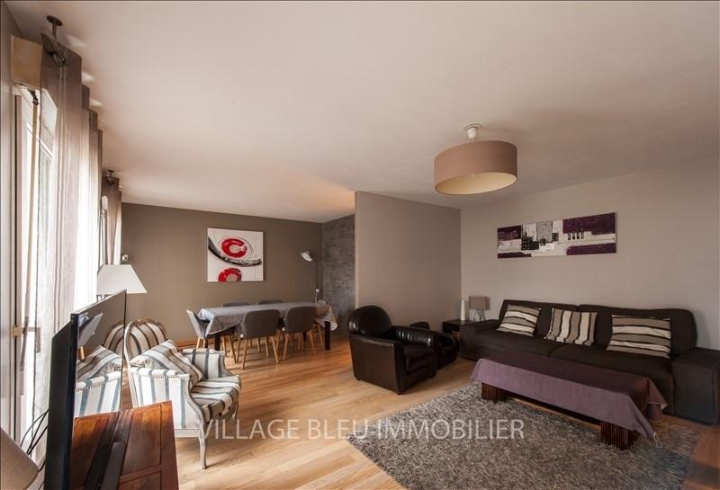 Vente appartement Asnieres sur seine 525000€ - Photo 3