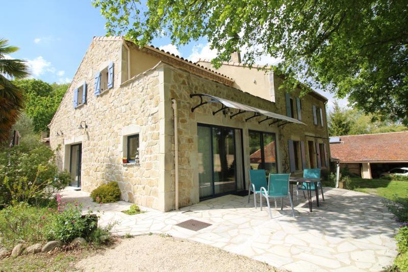 Vente de prestige maison / villa Chabeuil 609000€ - Photo 1