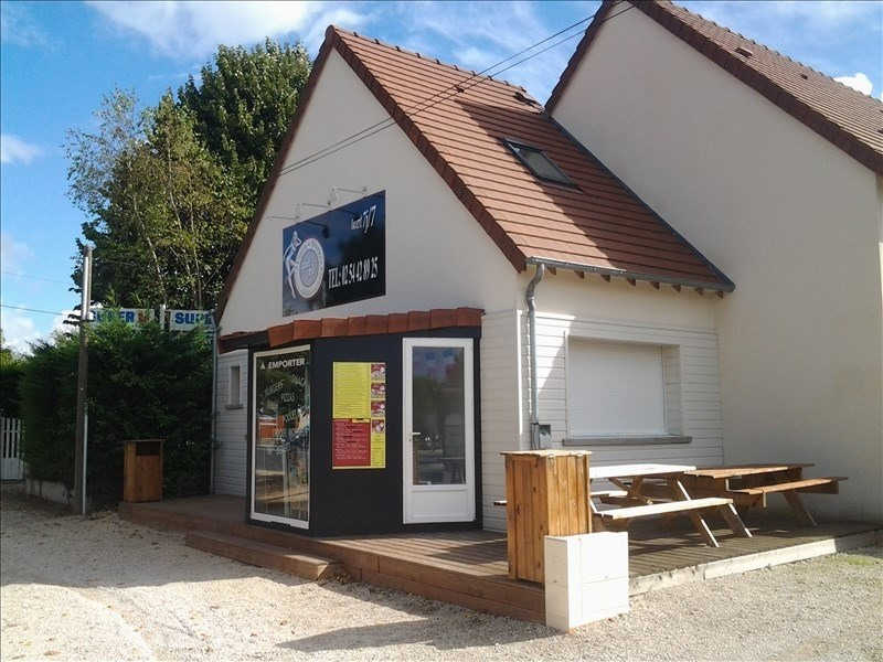 Vente local commercial Muides sur loire 88 000€ - Photo 1