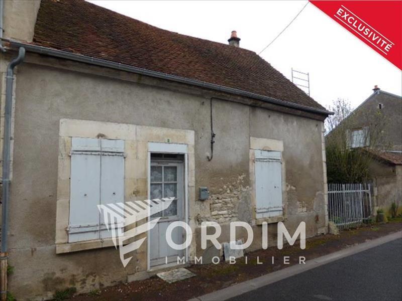 Vente maison / villa Pouilly sur loire 19000€ - Photo 1