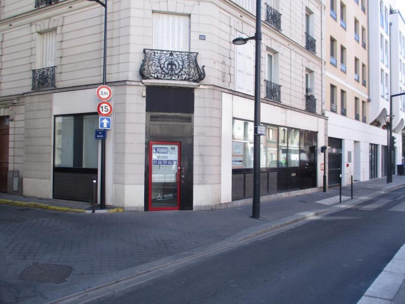 Venta  tienda Bois-colombes 485000€ - Fotografía 1