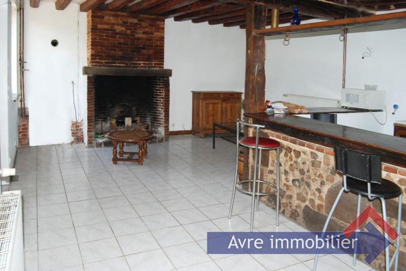 Vente maison / villa Verneuil d'avre et d'iton 107500€ - Photo 2