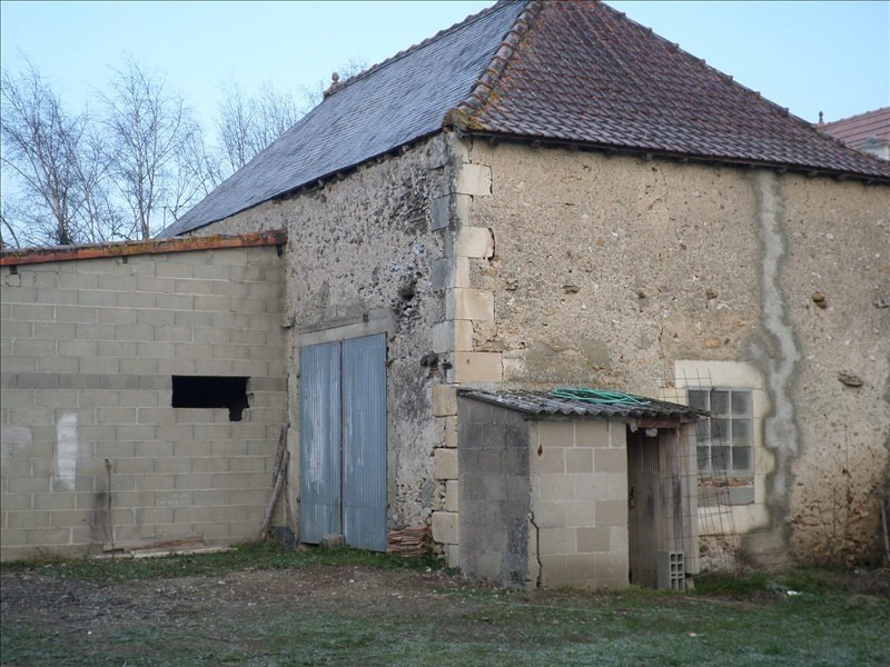 Vente maison / villa Chauvigny 43 000€ - Photo 1