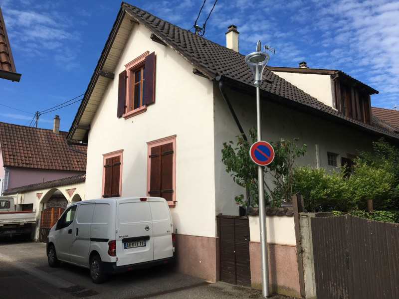 Vente maison / villa Hoerdt 169 000€ - Photo 1