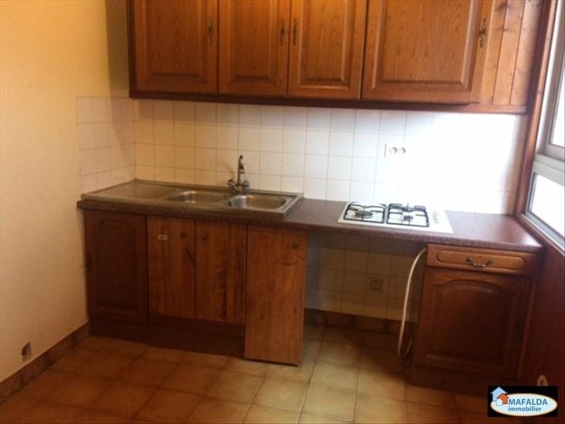 Location appartement Mont saxonnex 530€ CC - Photo 1