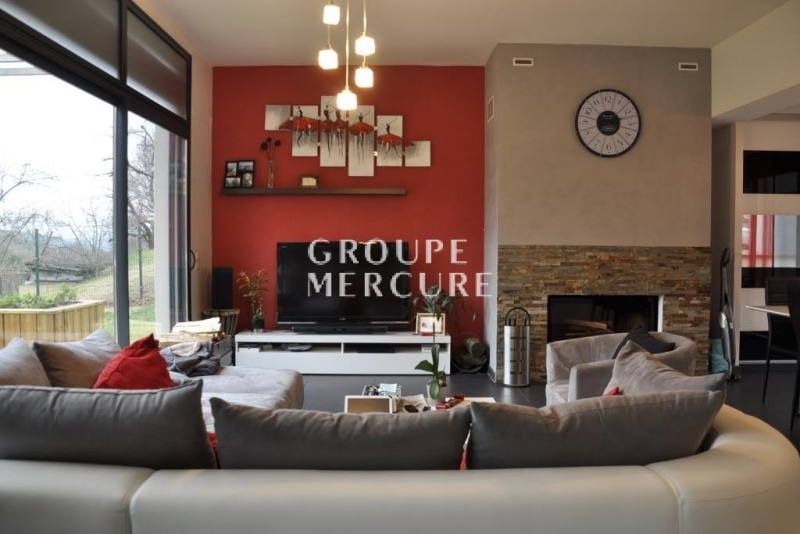 Deluxe sale house / villa Ternay 740000€ - Picture 5
