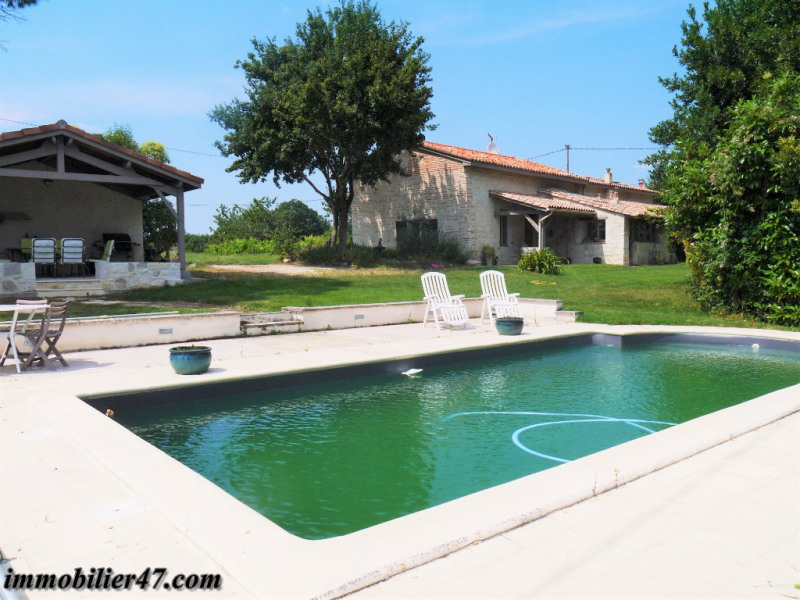 Vente maison / villa Prayssas 340 000€ - Photo 1