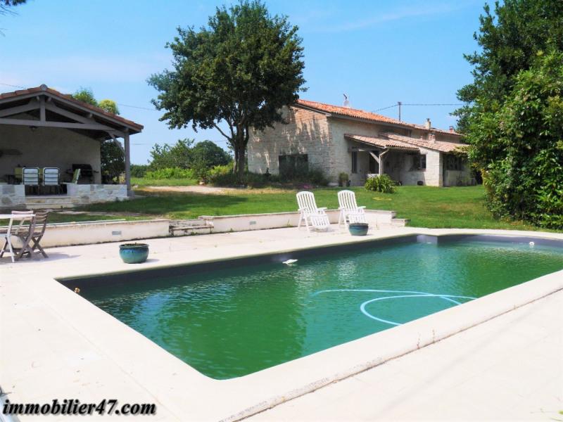 Sale house / villa Prayssas 340000€ - Picture 1