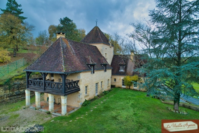 Sale house / villa Saint alvere 456750€ - Picture 1